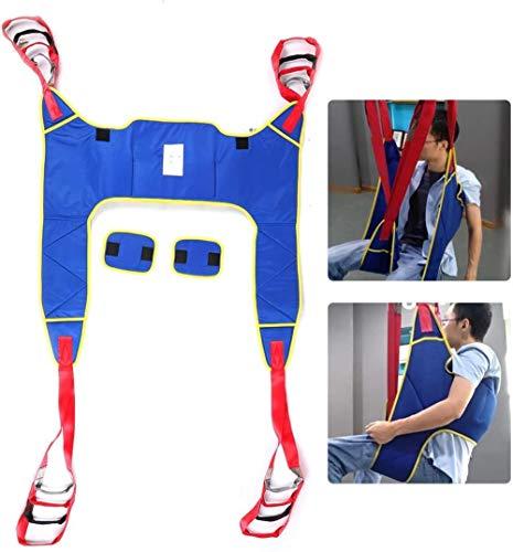 DLLY Toileting Sling Patientenlifter, Handicap Lift Commode Sling Für Senioren, Behinderte, Bariatrie, Ergotherapie Und Physiotherapie