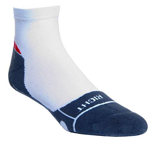 Gowitex Biking Socken Fahrradsocken Coolmax, Farben alle:blau, Größe:44-47