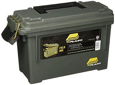 Plano 131250 1312 Ammo Box,OD Green 131250,4.80 x 7.40 x 11.60 inches