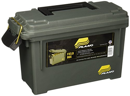 9mm ammo can with 10 ammo boxes - 1