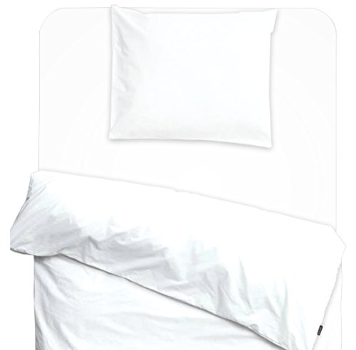 Drap housse imperméable et anti-acariens 70x140cm White - Louis Le Sec