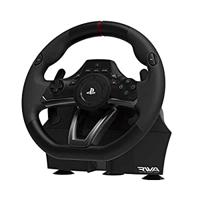 Hori Racing Wheel Apex for Sony PlayStation 4/3 PS3 PS4 PC Nowak Technology