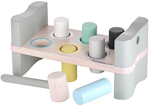 Kindsgut Hammerbank, Holz-Spielzeug für Kinder