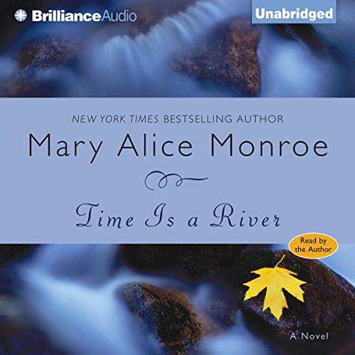 Time Is a River audiobook cover art