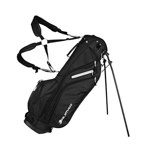 Orlimar SRX 5.6 Golf Stand Bag - Black/Black