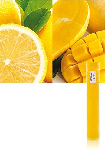 BETEC Aroma Sense Vitamin C-Gelfilter Zitrone/Mango für Duschkopf Aroma Sense SPA Max + SPA Perfect