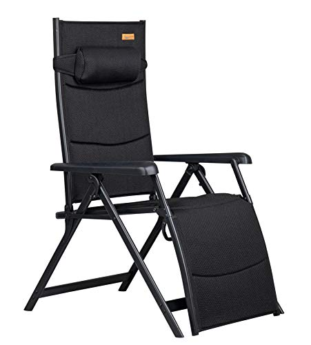 Westfield Relaxliege Premium-ErgoLounger schwarz bis 140kg