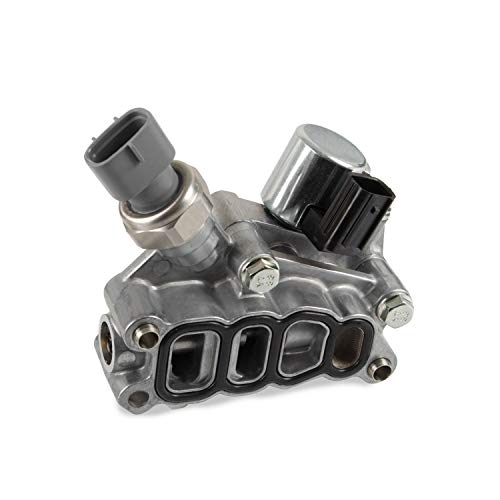 VTEC Solenoid Spool Valve with Gasket 15810-RKB-J01 Compatible with 2005-2007 Honda Pilot Accord Odyssey 4.8 3.0 3.5