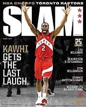 Slam Magazine (September/October, 2019) Kawhi Leonard Cover