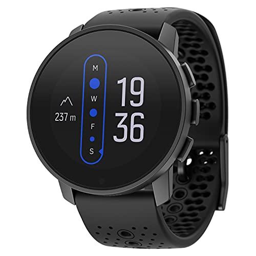 Suunto 9 Peak Reloj deportivo GPS con batería de larga duración y medición de frecuencia cardiaca en la muñeca