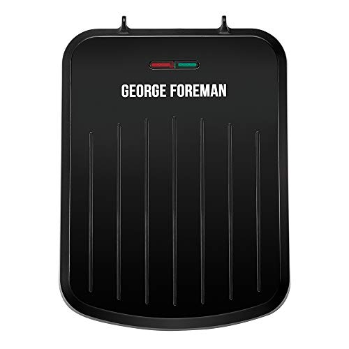 George Foreman 25800 Small Fit Grill - Versatile Griddle, Hot Plate and...