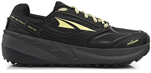 ALTRA Women's AFW1859F Olympus 3 Trail Running Shoe, Black - 5.5 B(M) US