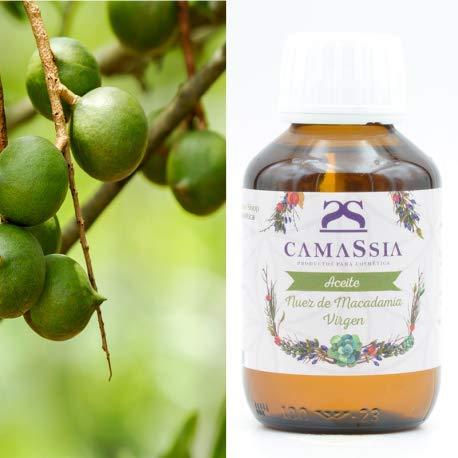 Aceite de nuez de macadamia virgen