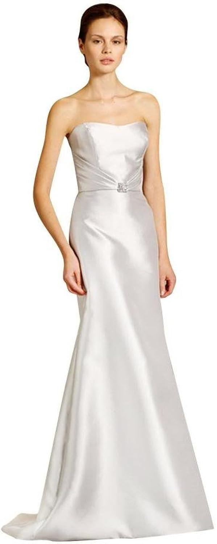 Passat Organza Flowers White Sparkle Ball Gown Wedding Dress