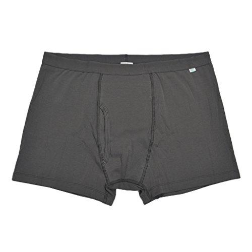 Fenteer Herren Inkontinenz-Shorts, waschbare Inkontinenz-Unterhose Männer, Inkontinenzhose für Tagesinkontinenz geeignet - L