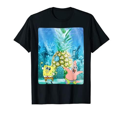 SpongeBob SquarePants Fish Bowl T-Shirt