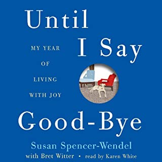 Until I Say Good-Bye cover art