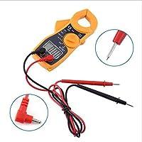 ZJN-JN デジタルマルチメーター テスター マルチメーター ブザー抵抗電圧クランプメーターとデジタルクランプマルチメータ 便利性 安全保護