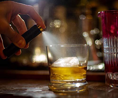 Bitters Sprayer Kit - Set mit 2 Bitters Sprayern für die Cocktailherstellung - Flying Cocktails Brand