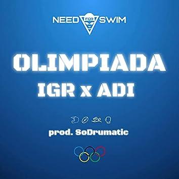 Olimpiada X Need For Swim (feat. Chmielu) [radio edit] (radio edit)