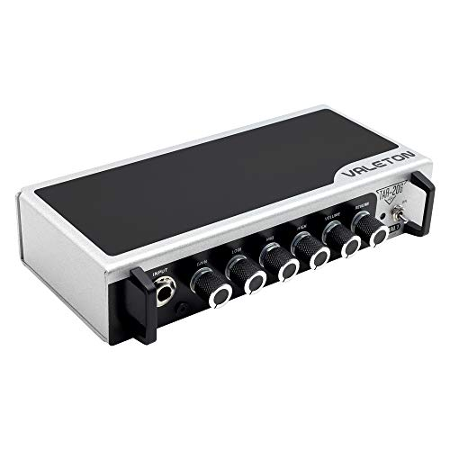 Valeton Guitar Amplifier Head TAR-20G Amp Pedal Platform Studio Desktop
