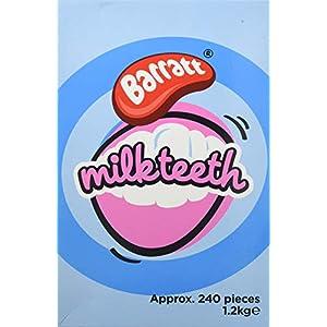 barratt milk teeth full wholesale box 240 sweets from toffeeworld Barratt Milk Teeth Full Wholesale Box 240 Sweets from Toffeeworld 41ZP hQRSSL