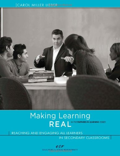 Making Learning Real Reaching And Engaging All Learners In Secondary Classrooms