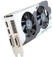 Sapphire Radeon Vapor-X HD 7770 GHZ OC 1 GB DDR5 DVI-I/DVI-D/HDMI/DP PCI-Express Graphics Card (11201-05-20G)