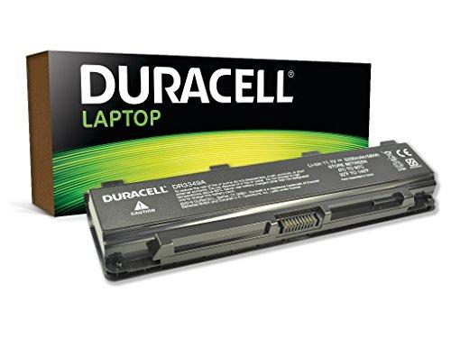 Duracell Original Laptop Battery for Toshiba PA5042U-1BRS - fits Qosmio X870 | Satellite C850 | C855 | C870 | C875 | C875D | L830 | L850 | L855 | L870 Laptops