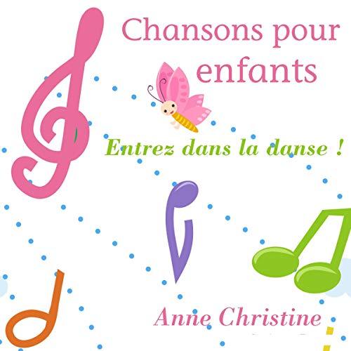 『Entrez dans la danse ! Chansons pour enfants』のカバーアート