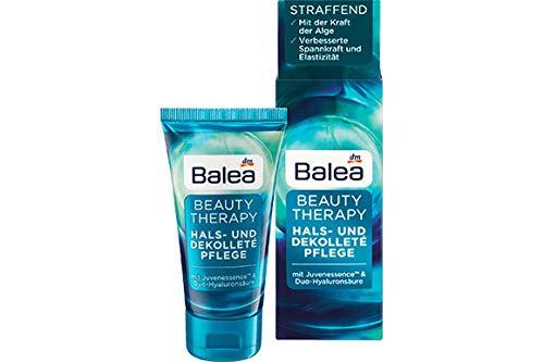 Balea Tagespflege Beauty Therapy Hals- und Dekolletépflege, 50 ml