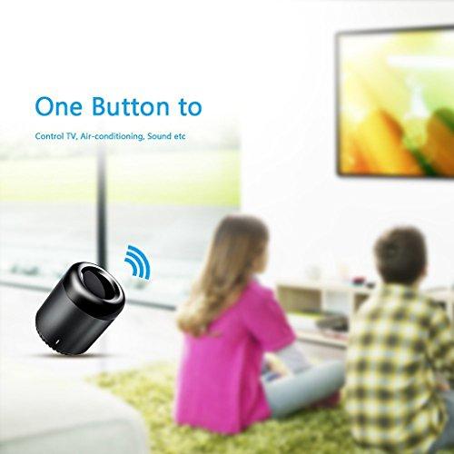 RM Mini3 Smart Home Hub universale WiFi Telecomando a infrarossi IR per iPhone Android 4.0 + cellulare Compatibile con Alexa