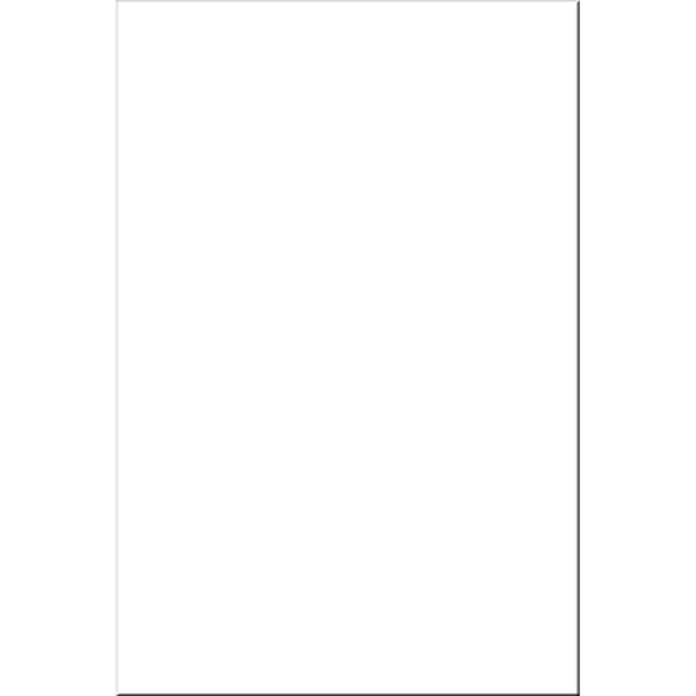 Tru-Ray Extra Large Construction Paper, 24 x 36 Inches, White, Pack of 50