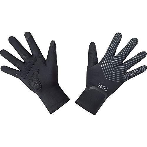 GORE WEAR C3 Stretch Handschuhe GORE-TEX INFINIUM, 8, Schwarz