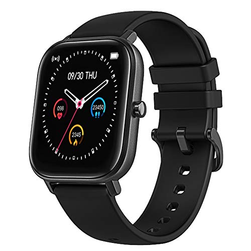 LIGE Smart Watch with Heart Rate Sleep Monitor Bluetooth Music Control All-Day Activity Step Counter Smart Bracelet Compatible with Android iOS Phones for Women Men