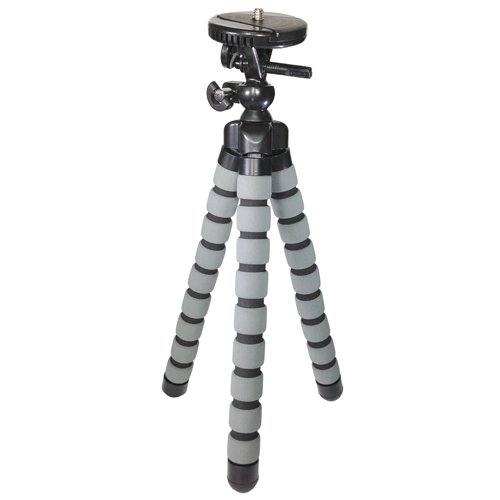 Camcorder Tripod, Compatible with JVC Everio GZ-RY980HUS Camcorder, Flexible Tripod - for Digital Cameras and Camcorders Approx Height 13 inches