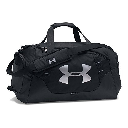 Under Armour Uni UA Undeniable Duffle 3.0 MD SPorttasche,33 x 64 x 28 cm, Schwarz