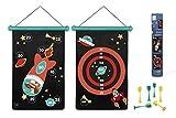 Scratch Dardos magnéticos Juego cosmonautas