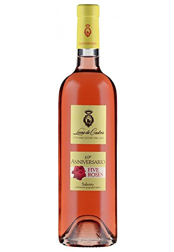 Leone de castris five roses anniversario cl37.5 (083121)