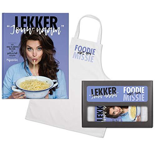 Boek met naam - Lekker Miljuschka - Kookpakket