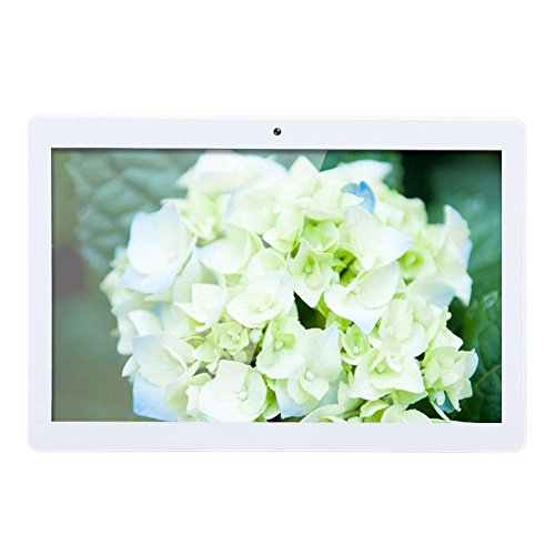 10-inch HD-tablet-pc-laptop, touchscreen 1280 * 800, 3G / WLAN-internetverbinding, 1 GB RAM en 16 GB ROM, octa-core MTK6582-processorkern, Android 4.4 GPS Bluetooth-tablet (EU-goudroze )