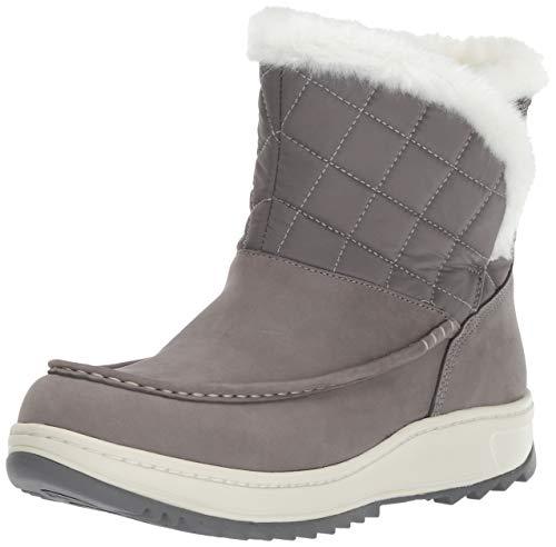 Sperry Women's Powder Altona Snow Boot, Grey, 5.5 M US