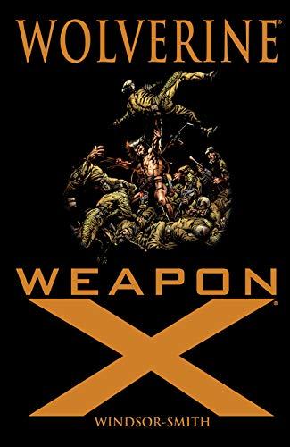 Wolverine: Weapon X (Marvel Comics Presents (1988-1995)) (English Edition)