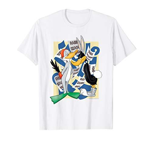 Looney Tunes Rabbit Season Duck Season T-Shirt