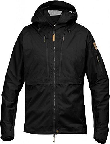 Fjallraven - Men's Keb Eco-Shell Jacket, Black, X-Large