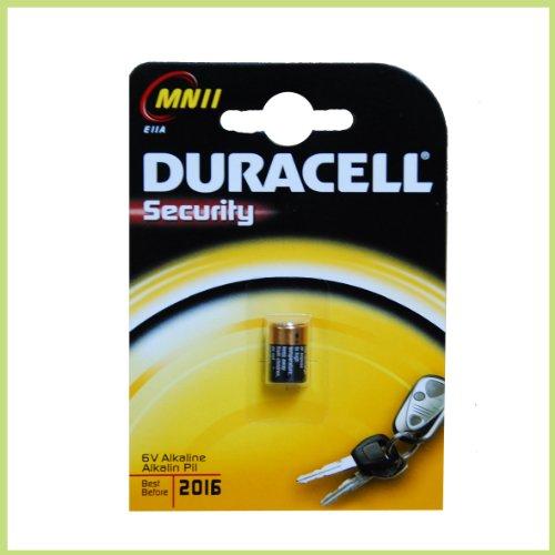 Duracell MN11–E11A alcalina 6V batteria 1pezzi