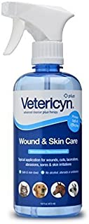 Vetericyn Plus All Animal Wound & Skin Care 16Oz Pet Supplies