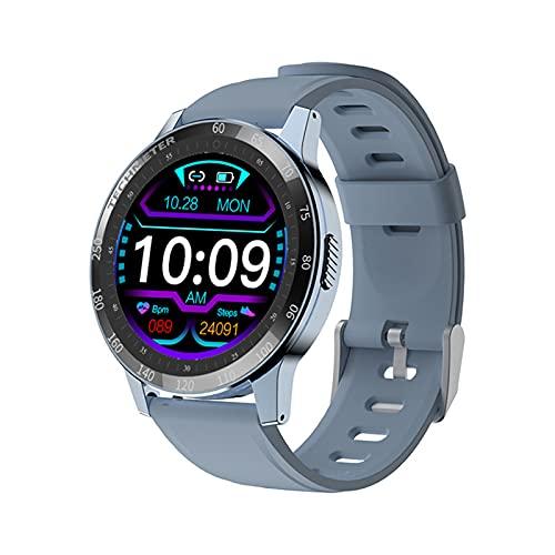 Smart Watch, G23 Nuovi Uomini E Donne, Bluetooth, Orologio Sportivo Impermeabile, Frequenza Cardiaca, Pressione Sanguigna, Monitoraggio del Sonno, Tracker per Fitness, Pedometro Android iOS,B