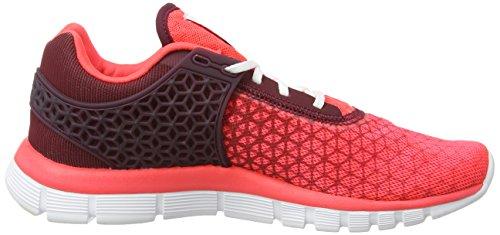 Reebok Z Dual Rush 2.0, Women's Training Shoes, Pink (neon Cherry/rustic Wine/white/solar Yellow), 4 UK (37 EU)