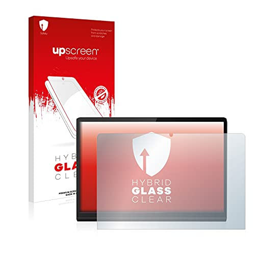 upscreen Protector Pantalla Híbrido Compatible con Lenovo Yoga Tab 11 Hybrid Glass – 9H Dureza